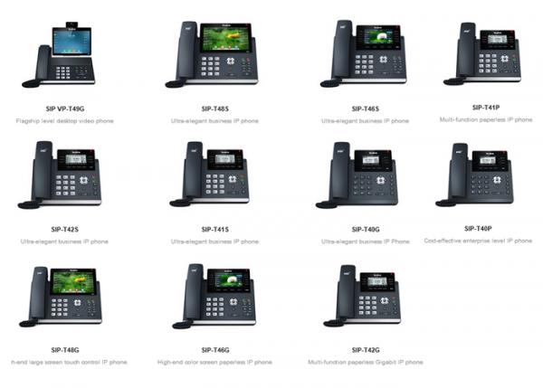 Yealink T4 Series Phones - Novate