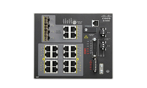 Industrial Ethernet Switches - Novate
