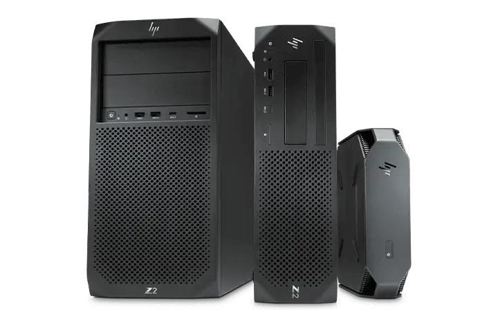 HP Desktop - Novate