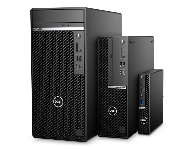 DELL OptiPlex Desktop Computers - Novate
